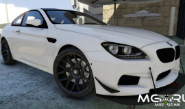 BMW M6 Coupe GTA 5 2014