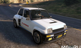 Renault 5 Turbo 1980 из DiRT Rally (Тюнинг) 2014