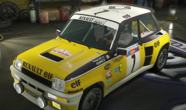 Renault 5 Turbo 1980 из DiRT Rally (Тюнинг) фото