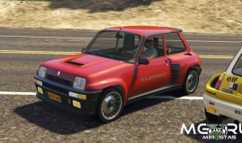 Кадр Renault 5 Turbo 1980 из DiRT Rally (Тюнинг)