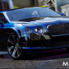 Bentley Continental GT 2012 изображение