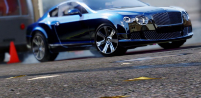 Bentley Continental GT 2012 картинка