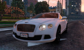 Bentley Continental GT 2014 (Add-On) изображение