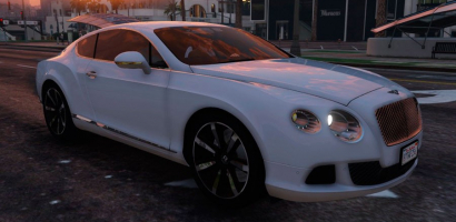 Bentley Continental GT 2014 (Add-On) картинка