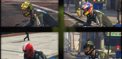 Franklin Helmets Pack