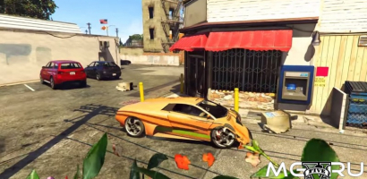 Мод GTA IV Vehicle Damage Handling Deformation в GTA 5 картинка
