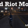 Модификация апокалипсиса для GTA 5 (Ped Riot/Chaos Mode) фото