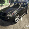 Mercedes-Benz ML63 AMG для ГТА 5 картинка