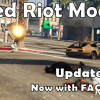 Модификация апокалипсиса для GTA 5 (Ped Riot/Chaos Mode)