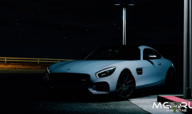 Mercedes-Benz AMG GT 2016 (Тюнинг, Add-on) 2014