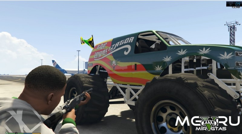 Мод The Legalizator для GTA 5